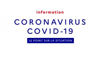 COVID-19 : nouvelles mesures