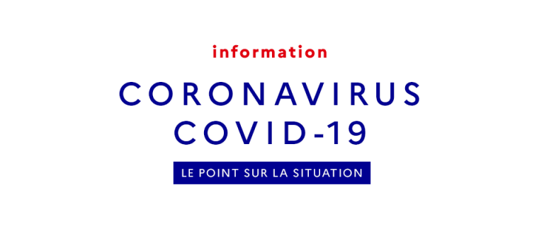 COVID-19 : déconfinement progressif